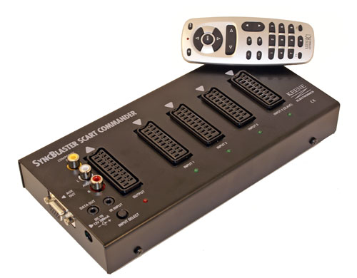 SCART Switch Roundup