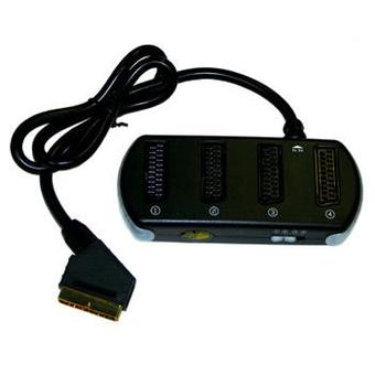 Mad Katz Universal RGB SCART System Selector
