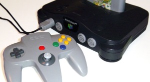 More console repairs and some N64 information