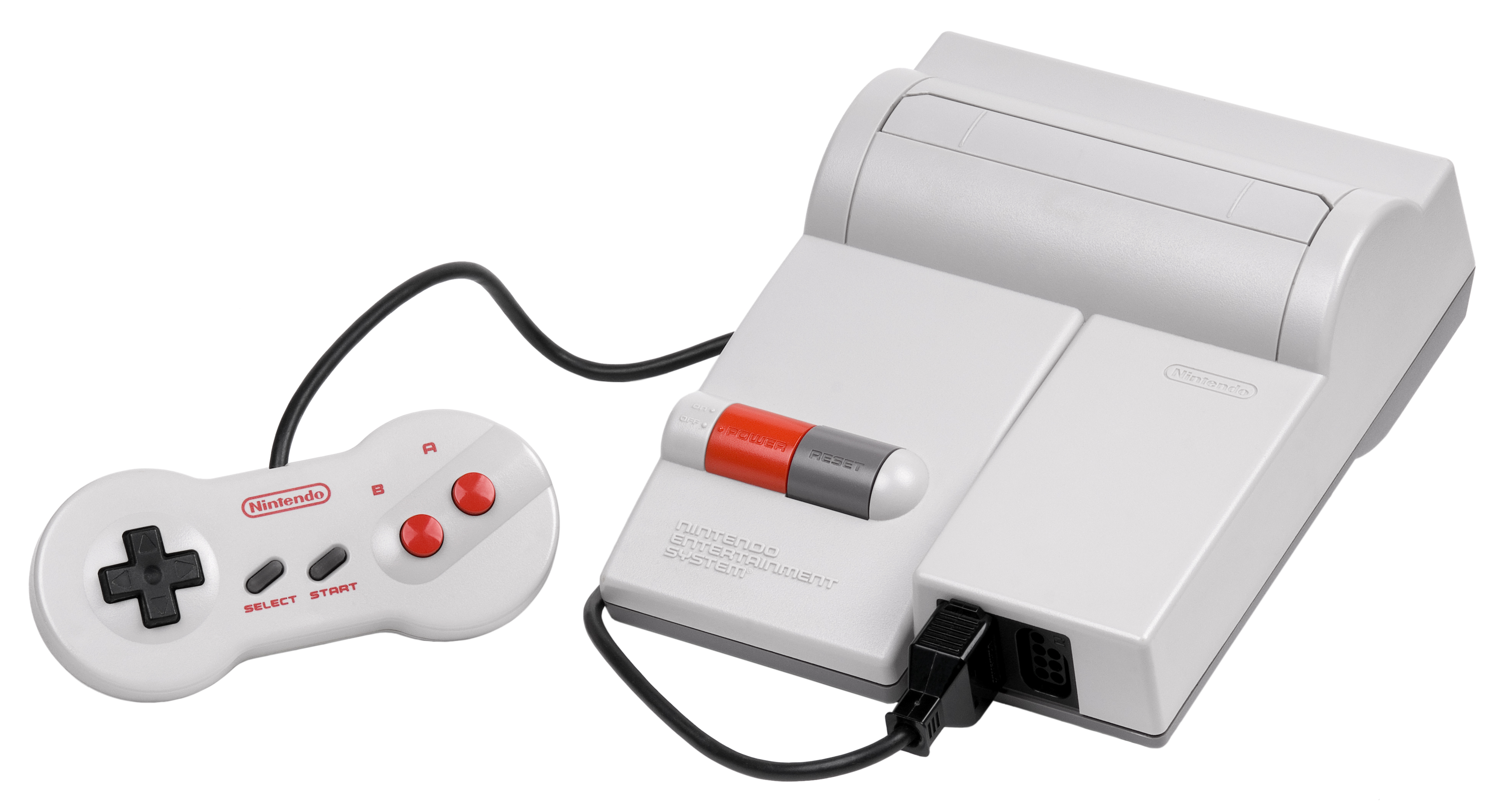 Playing Today – The Nintendo NES