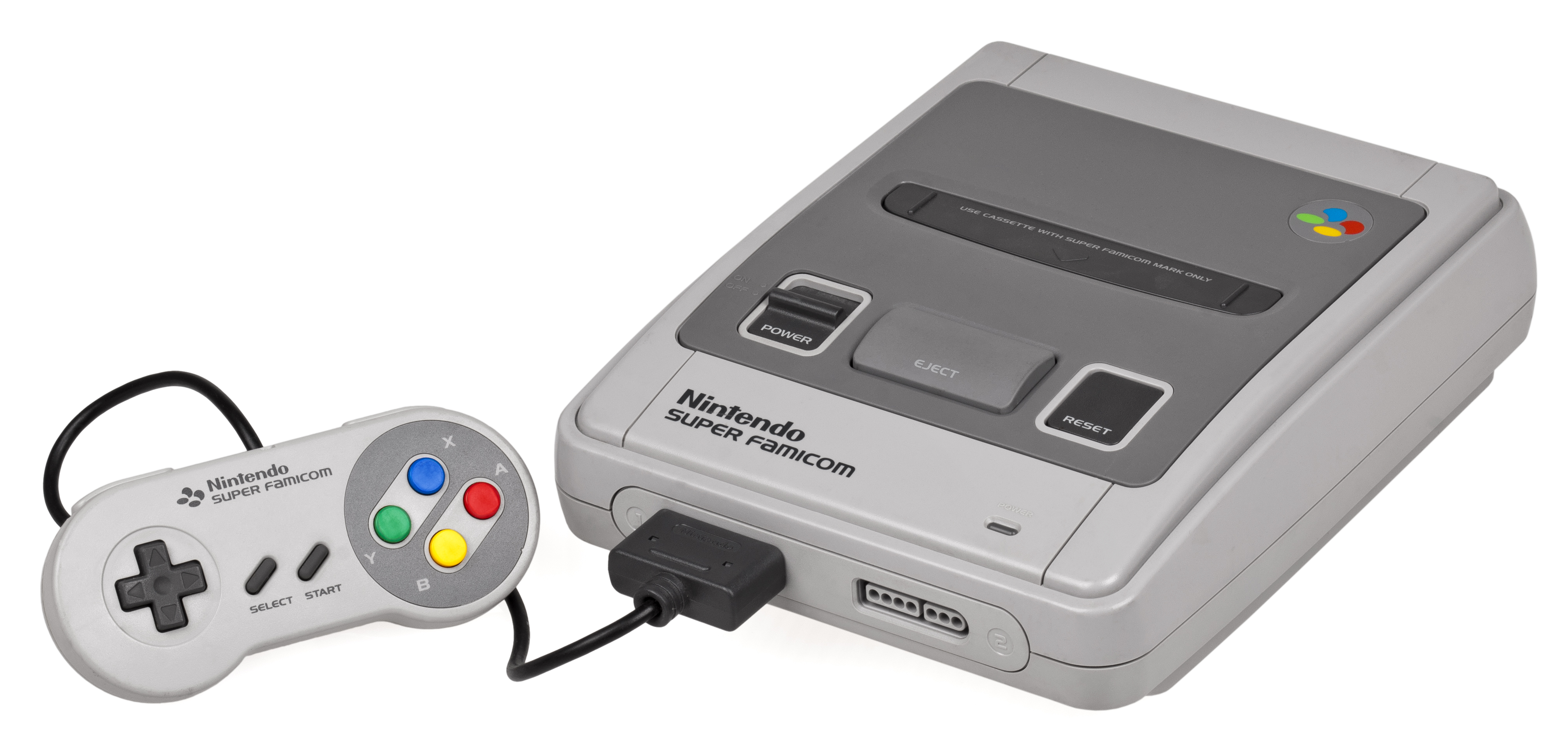 Playing Today – The Nintendo SNES