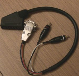 Scart To Vga Extron Cable Review Videogameperfection Com